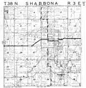 Shabbona Township, Lee, DeKalb County 1947